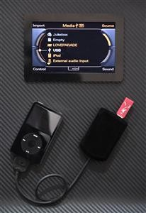 AUDI MUSIC INTERFACE 3G , 3G PLUS HDD 3 IN 1 AMI