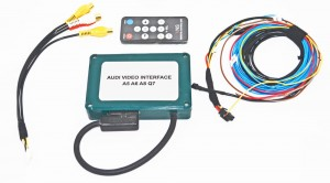 VIDEO INPUT AUDI MMI 2G HIGH
