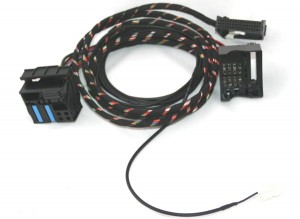 Plug & Play Bluetooth Voice Control cable for VW RNS-510 / Skoda Columbus